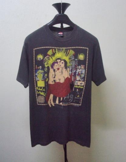 VINTAGE 1991 JANE'S ADDICTION TOUR T SHIRT
