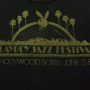 VINTAGE 1980 PLAYBOY JAZZ FESTIVAL HOLLYWOOD BOWL