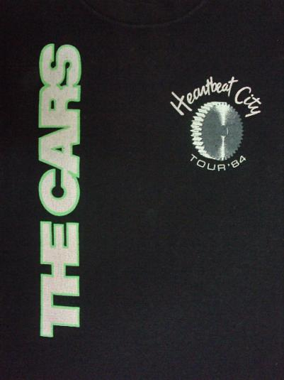 VINTAGE 1984 THE CARS