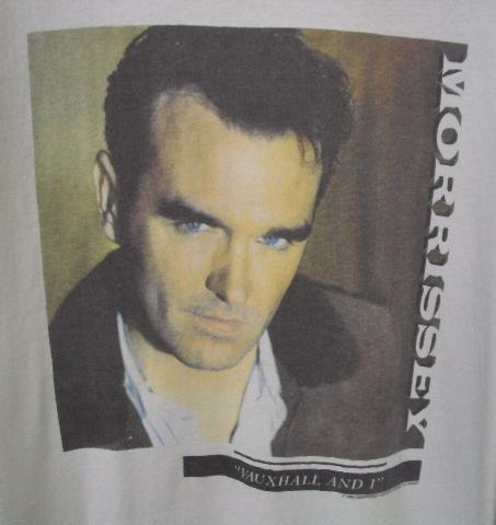 VINTAGE 90'S MORRISSEY T-SHIRT