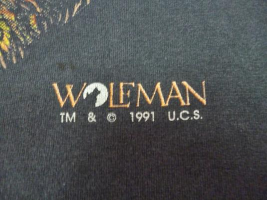 VINTAGE 1991 WOLFMAN T-SHIRT