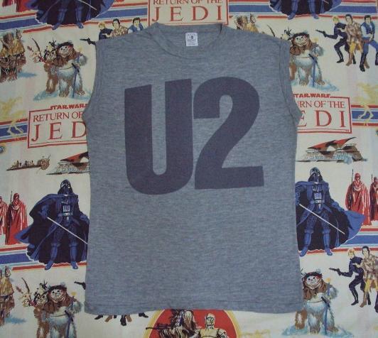 VINTAGE 80'S U2