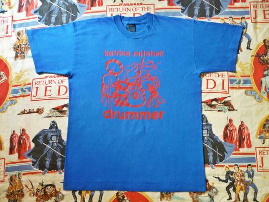 1991 THE PASTELS T-Shirt