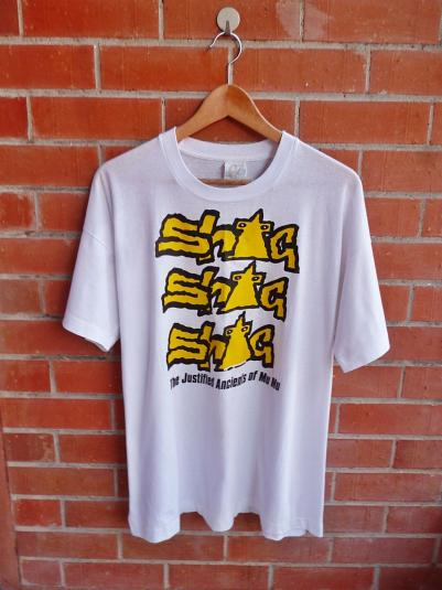 VINTAGE 90S THE KLF T-SHIRT