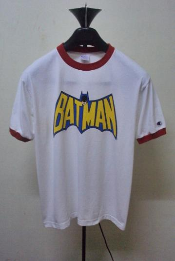 VINTAGE BATMAN CHAMPION T-SHIRT