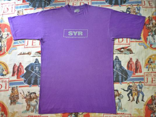 VINTAGE 90S SONIC YOUTH RECORDINGS T-SHIRT