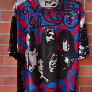 VINTAGE 80s MC5 KICK OUT THE JAM MOTHERFUCKER T-SHIRT