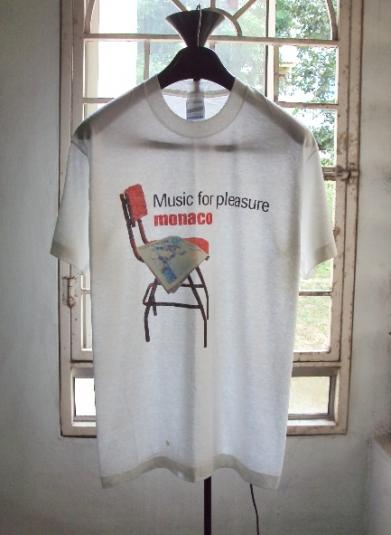 VINTAGE 90'S MONACO T-Shirt