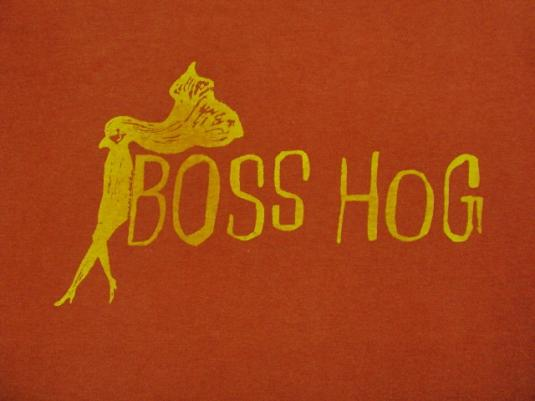 VINTAGE 90'S BOSS HOG T-SHIRT