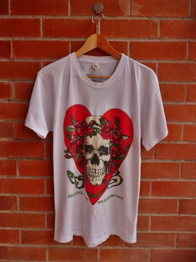 Vintage 1993 The GRATEFUL DEAD Spring tour T-Shirt