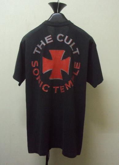 VINTAGE 80'S THE CULT