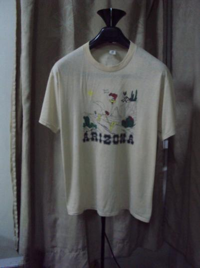 VINTAGE 80'S ROADRUNNER & COYOTE T-SHIRT