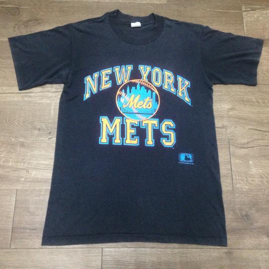 1989 NEW YORK METS T-SHIRT