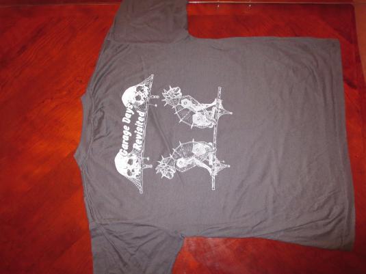 1980's Metallica t shirt