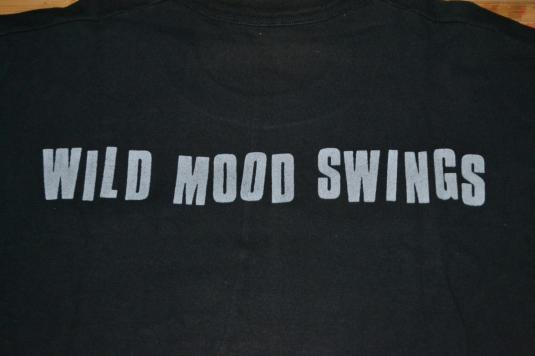 Vintage 90s THE CURE Wild Mood Swings T-shirt