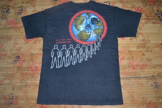 Vintage 1994 METALLICA The Unforgiven T-shirt