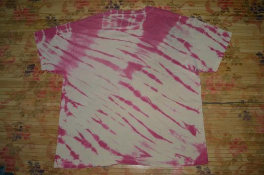 Vintage 1989 JIMI HENDRIX EXPERIENCE Tie Dye T-shirt