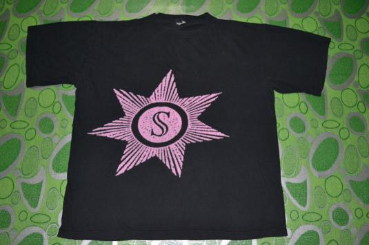 Vintage SIOUXSIE And THE BANSHEES Town & Country Club Tshirt