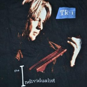 Vintage TODD RUNDGREN TR-i The Individualist Utopia T-shirt