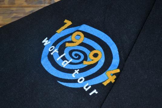 Vintage 1994 SPIN DOCTORS Turn It Upside Down Tour shirt