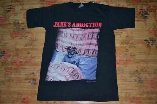 VINTAGE 1990 JANE'S ADDICTION ARTICLE 1 T-SHIRT