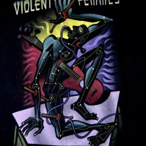 Vintage 1994 VIOLENT FEMMES Tour T-shirt