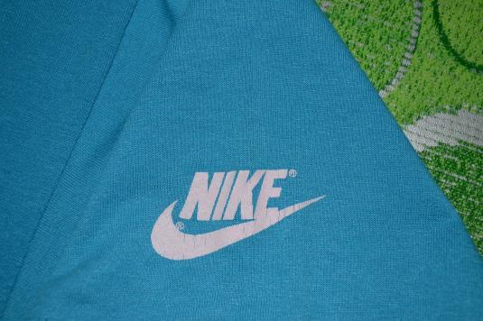 Vintage NIKE Bloomsday Finisher Spokane run 1992 T-shirt