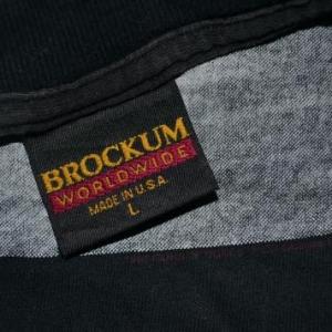 Vintage 1992 GUNS N ROSESComa World Tour T-shirt