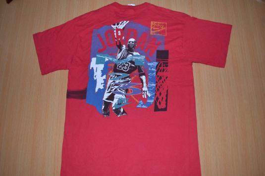 Vintage NIKE 90s Michael Jordan T-shirt