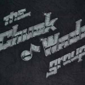 Vintage The CHUCK WADE GROUP Tour Concert 70s T-shirt