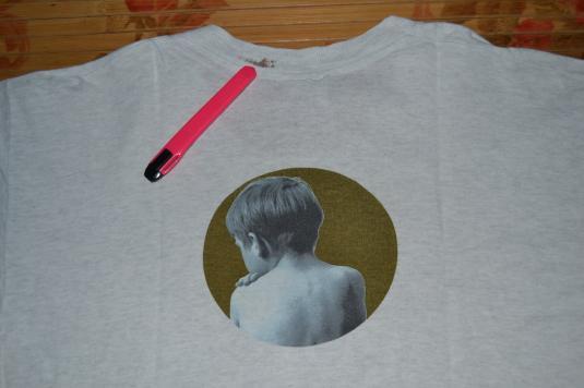 Vintage 90s U2 The Best of 1980-1990 Tour Promo t-shirt