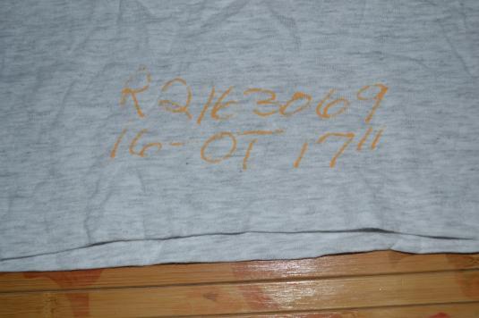 Vintage 1990 JANET JACKSON Concert Tour T-shirt