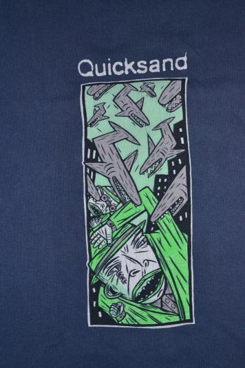Vintage 90s QUICKSAND Tour Concert Promo T-shirt