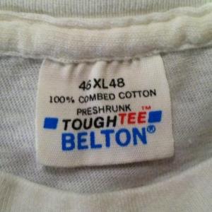 Vintage 1980's Pee Wee Herman t-shirt
