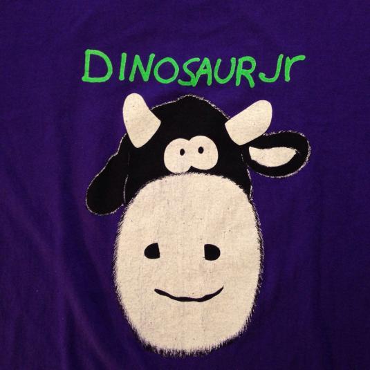 Vintage 1990's Dinosaur Jr. t-shirt