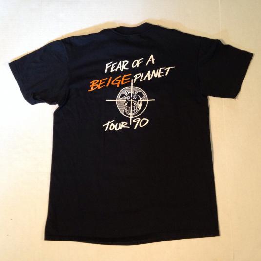 Vintage 1990 The Dead Milkmen t-shirt