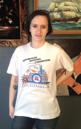 Vintage 1988 Republican National Convention t-shirt