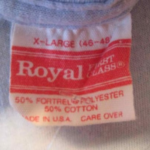 Vintage 1980's MO lottery t-shirt, soft and thin, L XL