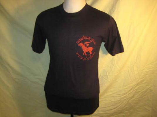 1980's destin, FL polo team vintage t-shirt, M