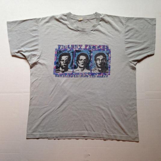 Vintage 1980's Violent Femmes t-shirt