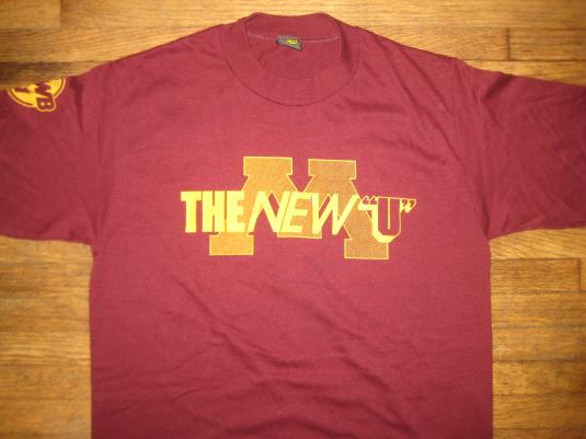 Vintage University of Minnesota t-shirt Golden Gophers