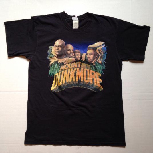 Vintage Nike Mount Dunkmore Michael Jordan t-shirt,