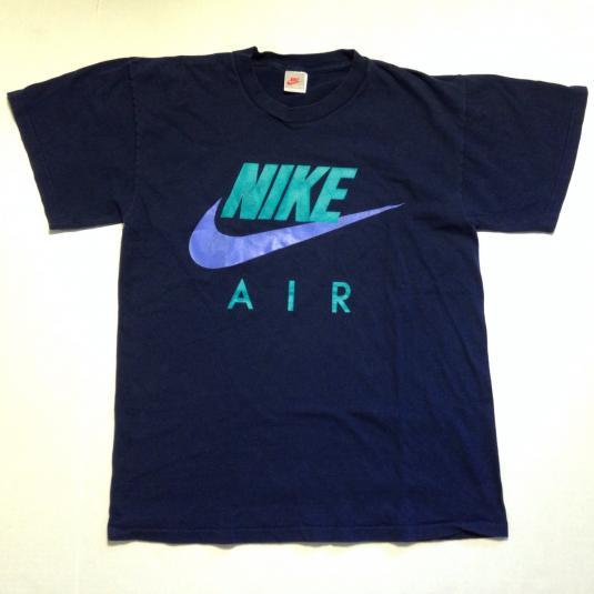 Vintage 1990's Nike Air gray tag t-shirt