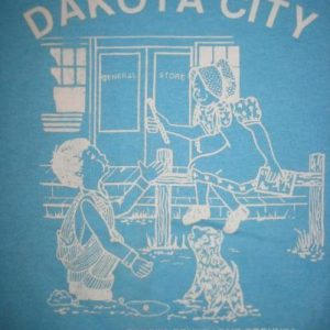 Vintage Late 1980's Dakota City, Minnesota t-shirt