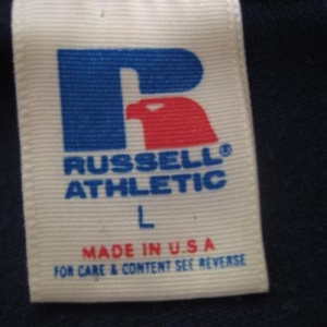 Vintage 1980's Atlanta Braves v-neck t-shirt, L-XL