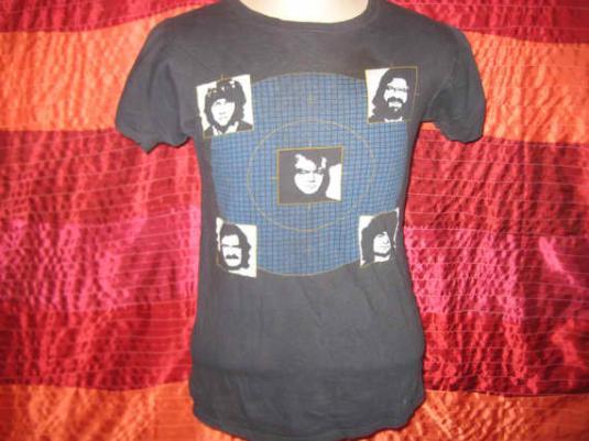 Vintage 1981 Moody Blues t-shirt, Screen Stars, M