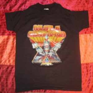 Vintage 1980's Missile Command video game t-shirt, youth M