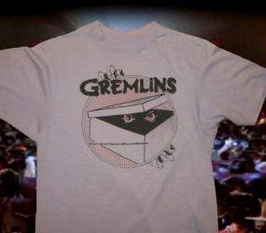 Vintage 1980's Gremlins movie promo t-shirt, medium