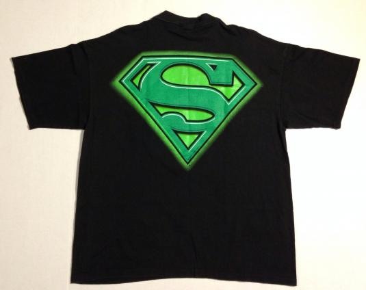 Vintage 1994 Superman t-shirt