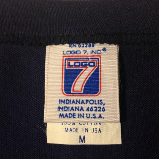 Vintage 1988 Super Bowl XXII t-shirt